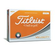 Titleist Velocity Orange Pallotusina 2018