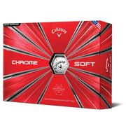 Painettu Callaway Chrome Soft Pallotusina