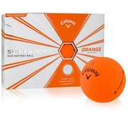 Callaway SuperSoft Orange Pallotusina